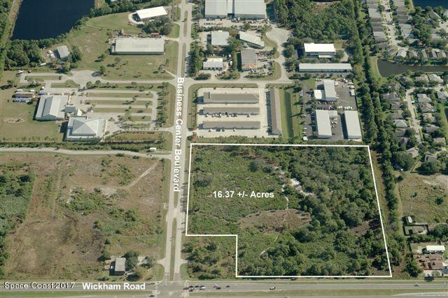 0 Wickham & Business Center Boulevard, Melbourne, FL 32935 - Melbourne, FL real estate listing