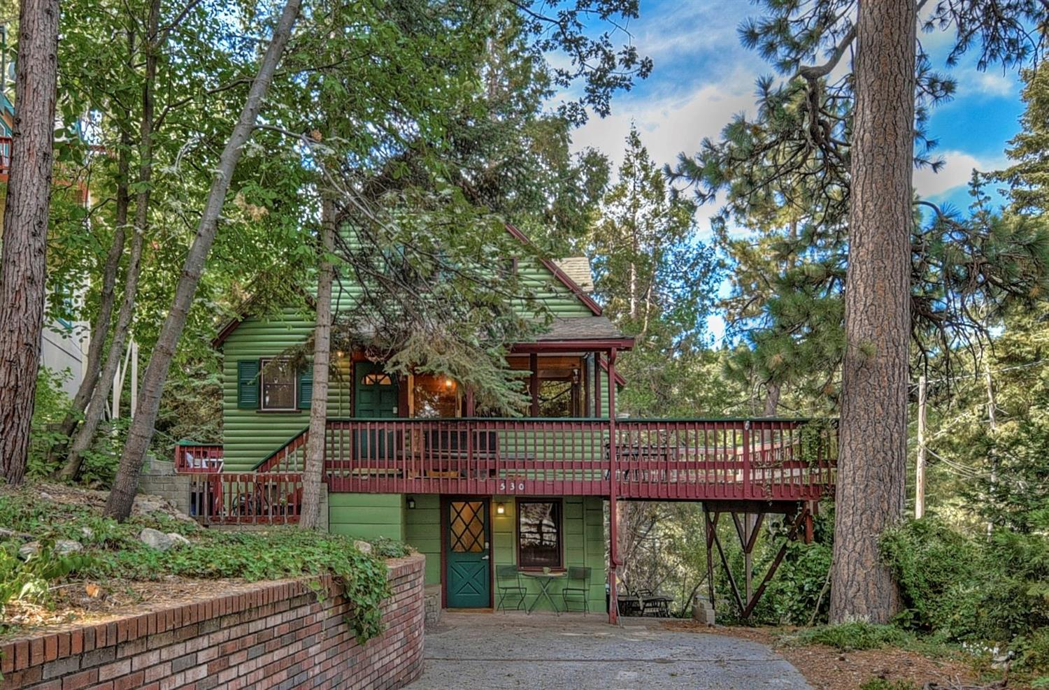 530 Dover, Lake Arrowhead, CA 92352 - Lake Arrowhead, CA real estate listing