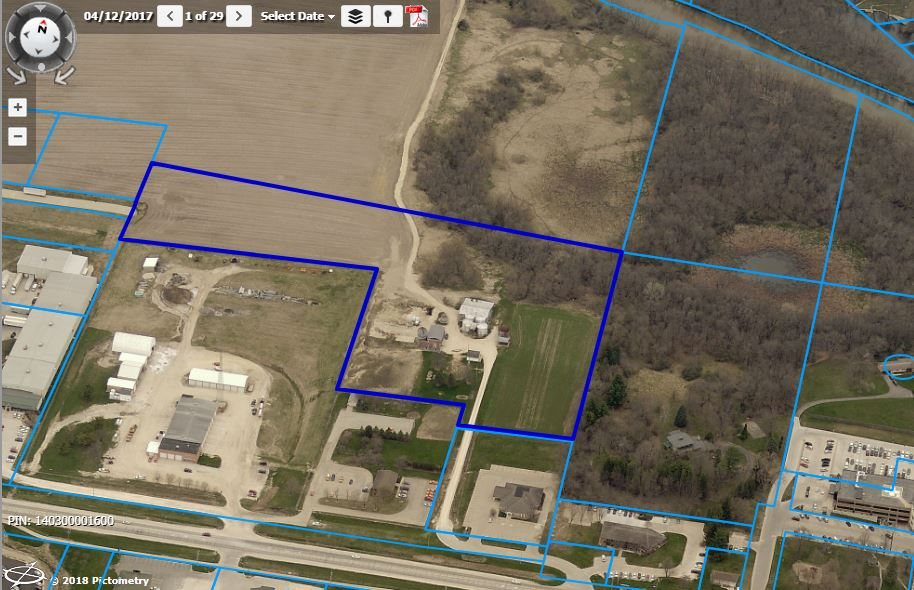 210th St. Manchester-12.98 acres, Manchester, IA 52057 - Manchester, IA real estate listing