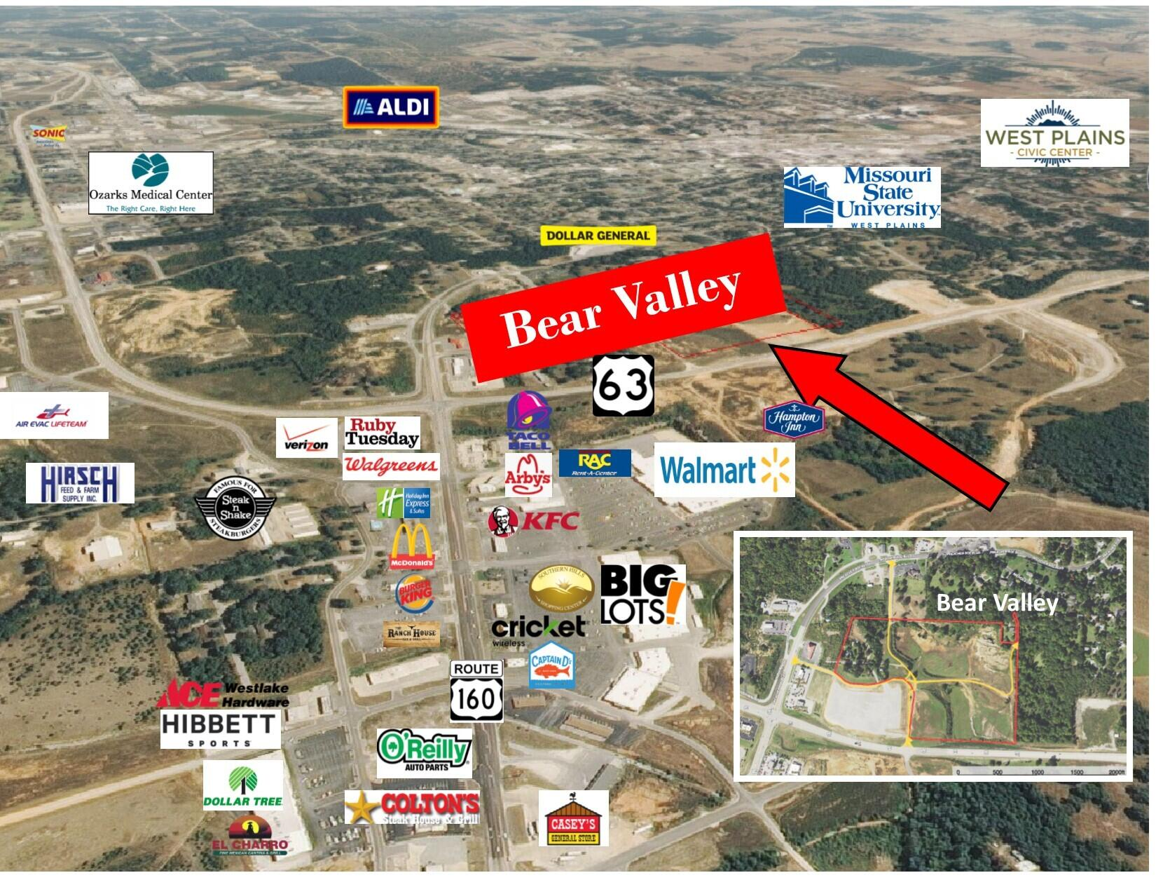 Howell County Real Estate Listings Main Image